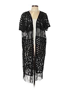 Material Girl Cardigan Size Med - Lg