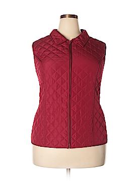 I.N. Studio Vest Size 3X (Plus)