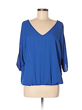 XOXO 3/4 Sleeve Blouse Size M