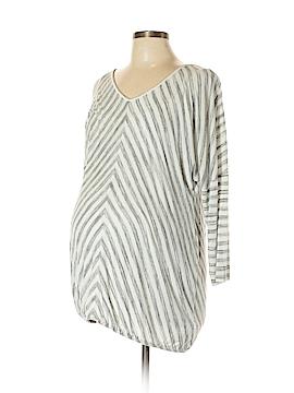 Liz Lange Maternity 3/4 Sleeve Top Size L (Maternity)
