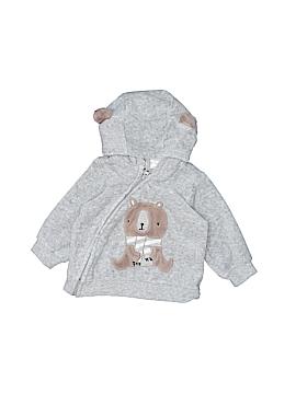 H&M Zip Up Hoodie Size 2-4 mo