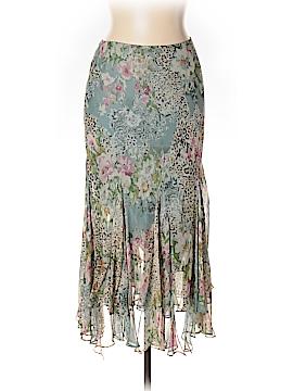 ECI Silk Skirt Size 10