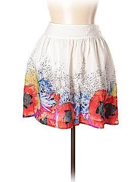 Leifsdottir Silk Skirt Size 12