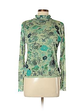 Sigrid Olsen Long Sleeve Top Size L