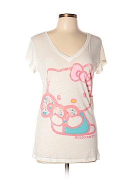 Hello Kitty Short Sleeve T-Shirt Size L
