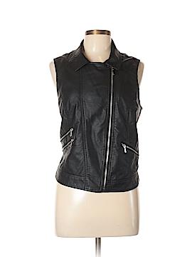 Maurices Faux Fur Vest Size XL