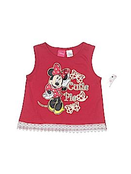 Disney Sleeveless Top Size 5T