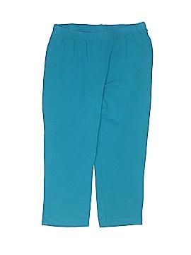 Green Cotton Leggings Size 8