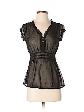 Ric Rac Short Sleeve Blouse Size 4
