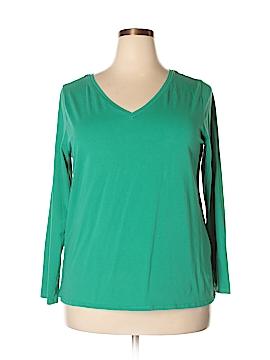 Lane Bryant Long Sleeve T-Shirt Size 18 - 20 Plus (Plus)
