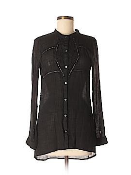 FANG Long Sleeve Blouse Size M