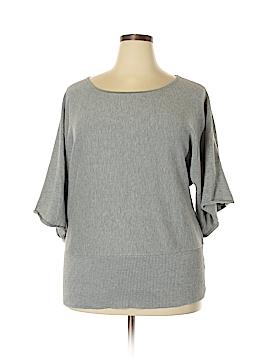 Spense Pullover Sweater Size 1X (Plus)