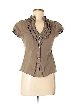 XXI Short Sleeve Button-Down Shirt Size L