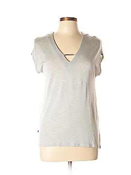 Halogen Short Sleeve Top Size M