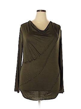 Celeste Long Sleeve Top Size 3X (Plus)