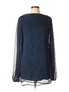 Winter Kate Long Sleeve Silk Top Size M