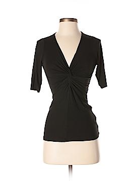 Velvet 3/4 Sleeve Top Size S