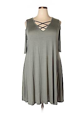Celeste Casual Dress Size 3X (Plus)