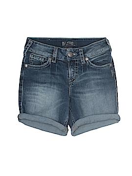 Silver Jeans Co. Denim Shorts 26 Waist