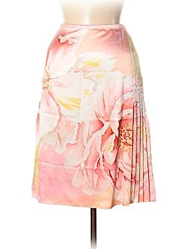 Company Ellen Tracy Silk Skirt Size 6