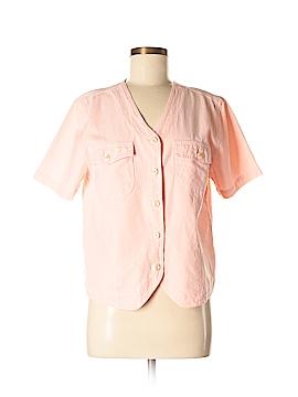 Erika & Co. Short Sleeve Blouse Size M