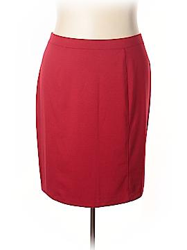 Merona Casual Skirt Size 3X (Plus)