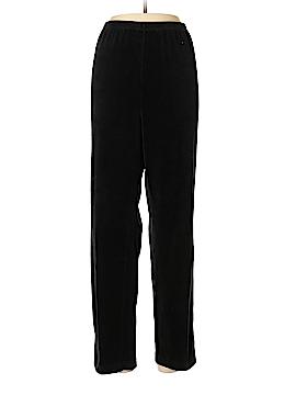 Classic Elements Velour Pants Size L