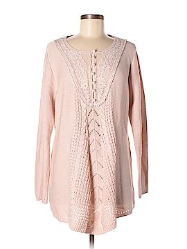 Denim 24/7 Pullover Sweater Size M