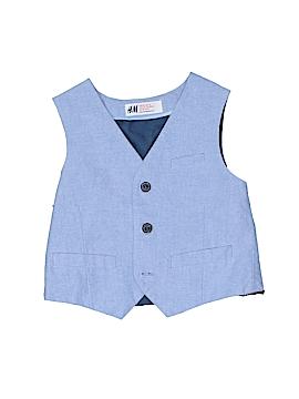 H&M Tuxedo Vest Size 2