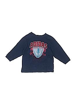 Adidas Long Sleeve T-Shirt Size 2T