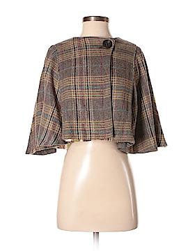 Zara Poncho Size M