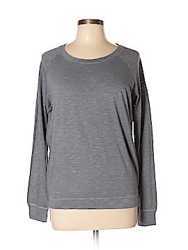 Alternative Apparel Long Sleeve T-Shirt Size L