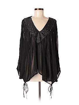 Gracia Long Sleeve Blouse Size M