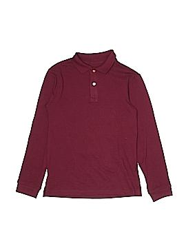 IZOD Long Sleeve Polo Size 10 - 12