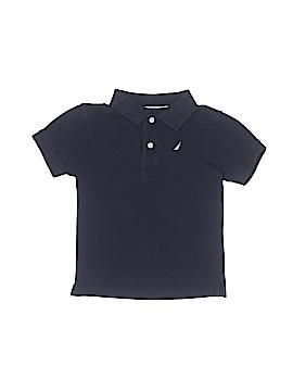 Nautica Short Sleeve Polo Size 5 - 6
