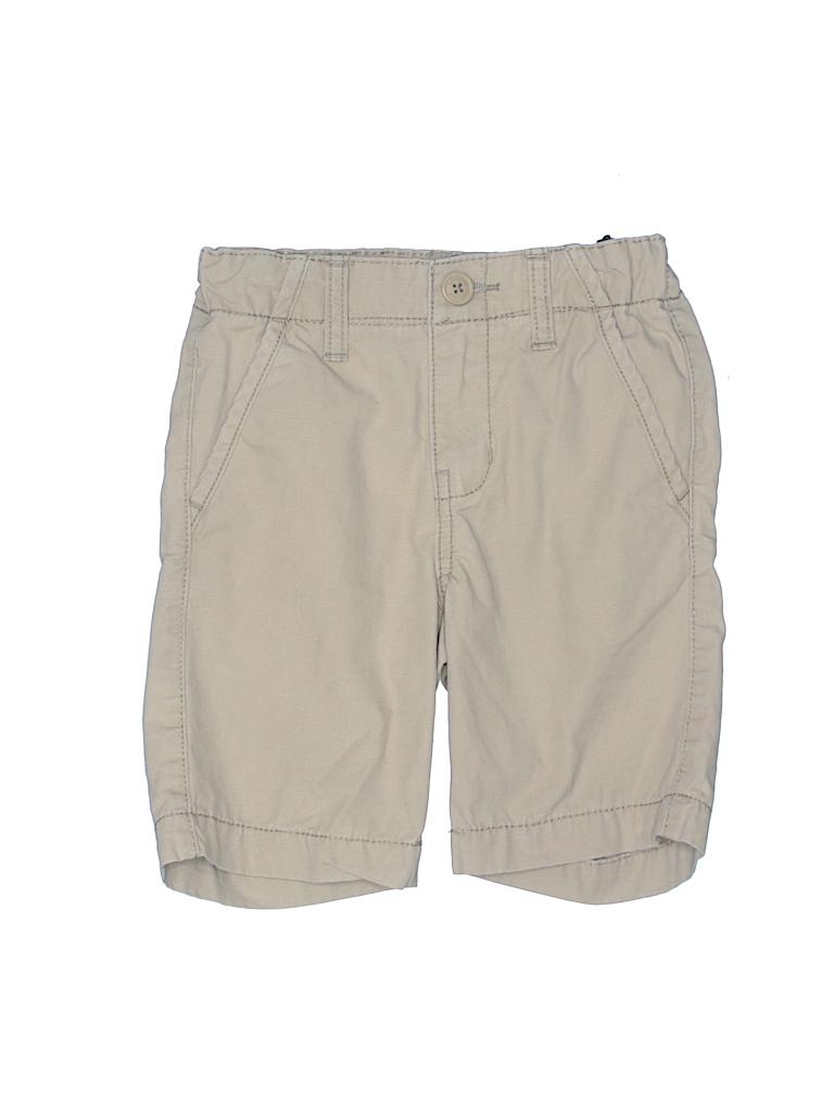 OshKosh B'gosh Boys Khaki Shorts Size 5