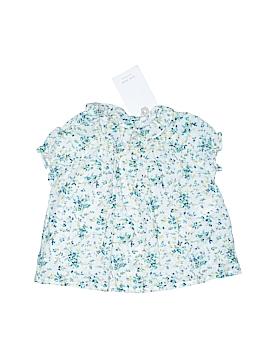 Zara Short Sleeve Blouse Size 9-12 mo