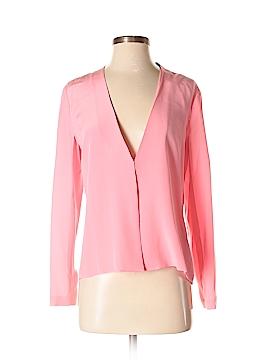 Magaschoni Silk Blazer Size 2