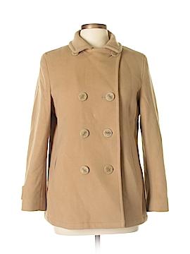 L.L.Bean Wool Coat Size 12 (Petite)