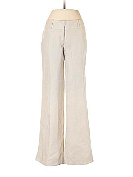 The Limited Linen Pants Size 2 (Petite)