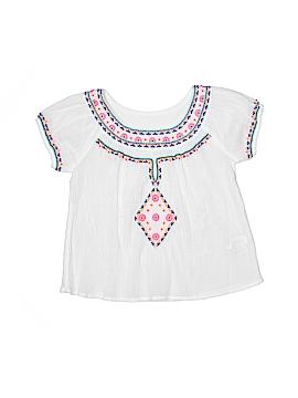 Cherokee Short Sleeve Blouse Size X-Small (Kids)