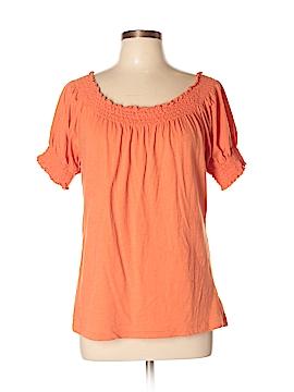 Ralph Lauren Short Sleeve Top Size L (Petite)