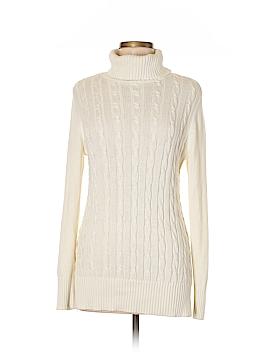 Ann Taylor LOFT Outlet Turtleneck Sweater Size M