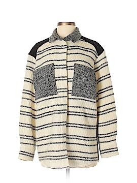 IRO Wool Coat Size 36 (FR)