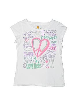 Carhartt Short Sleeve T-Shirt Size 8