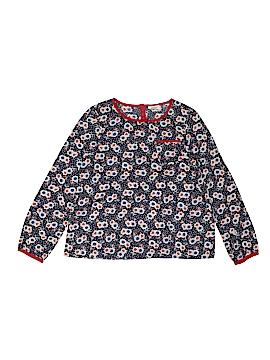 Mini Boden Long Sleeve Blouse Size 9 - 10