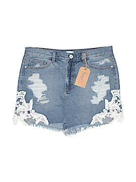 SNEAK PEEK Denim Shorts Size M
