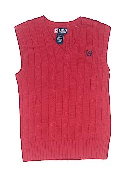 Chaps Sweater Vest Size 6