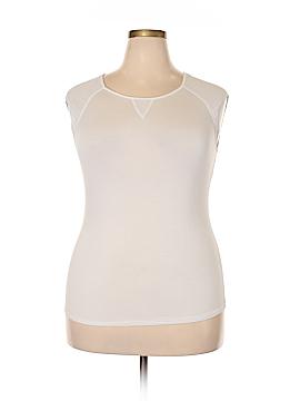 Andrea Jovine Short Sleeve Top Size L