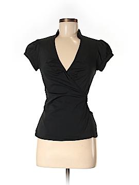 Express Design Studio Short Sleeve Blouse Size XS
